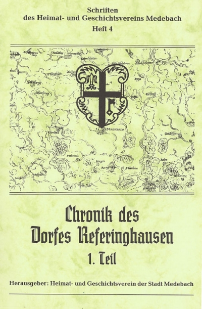 Chronik des Dorfes Referinghausen I