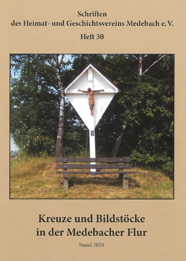 Kreuze und Bildstöcke