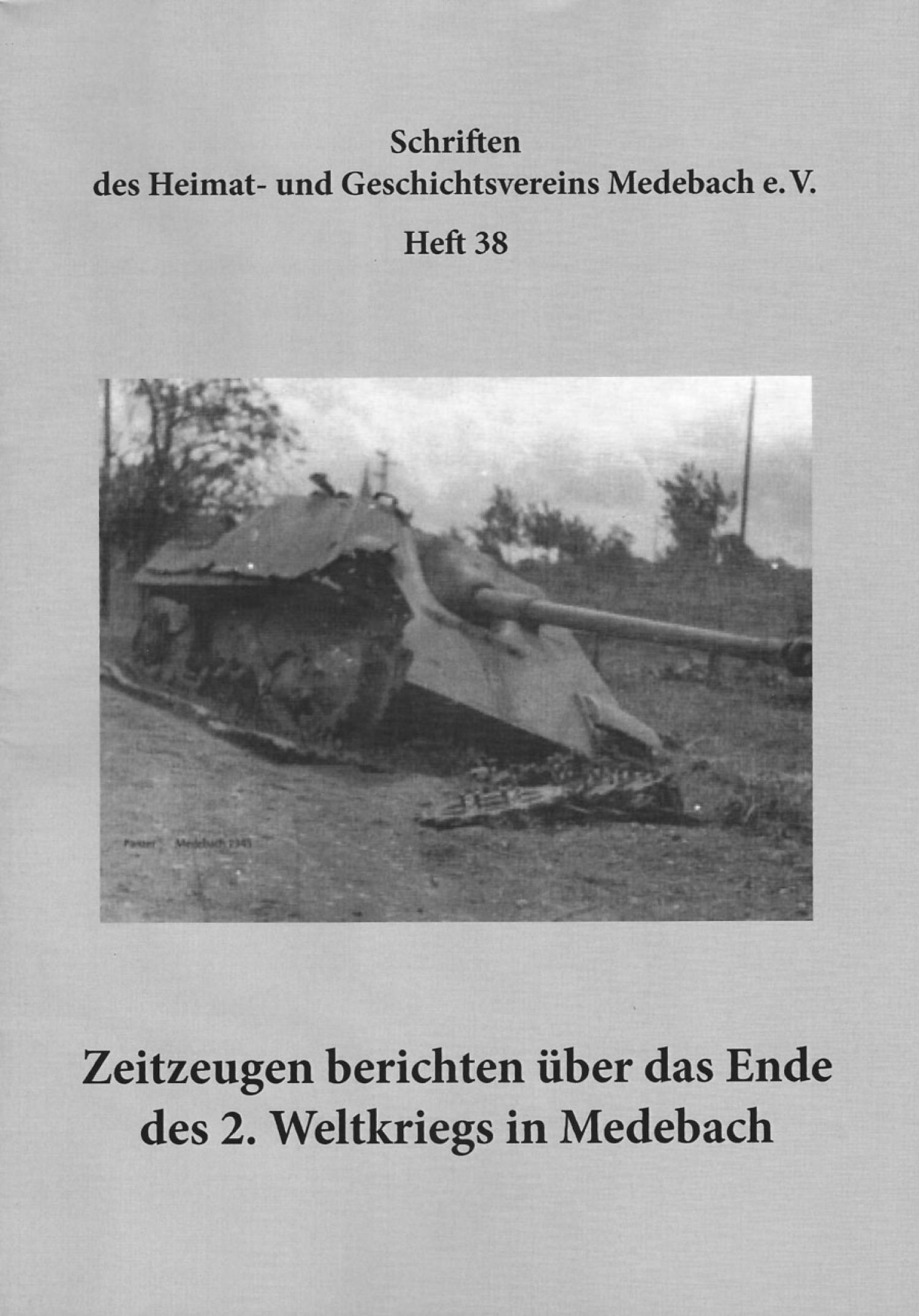 Zeitzeugen berichten über das Ende des 2. Weltkriegs