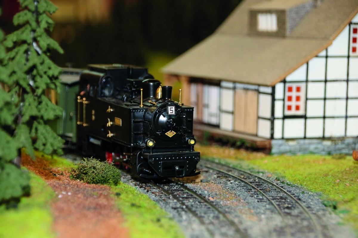 Die Kleinbahn Steinhelle – Medebach als Bildkalender 2018