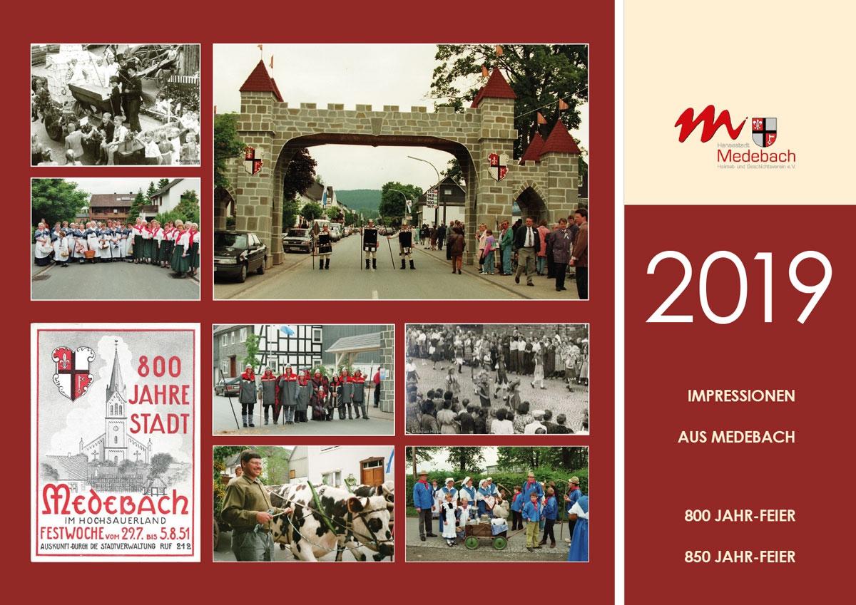 Medebacher Kalender 2019