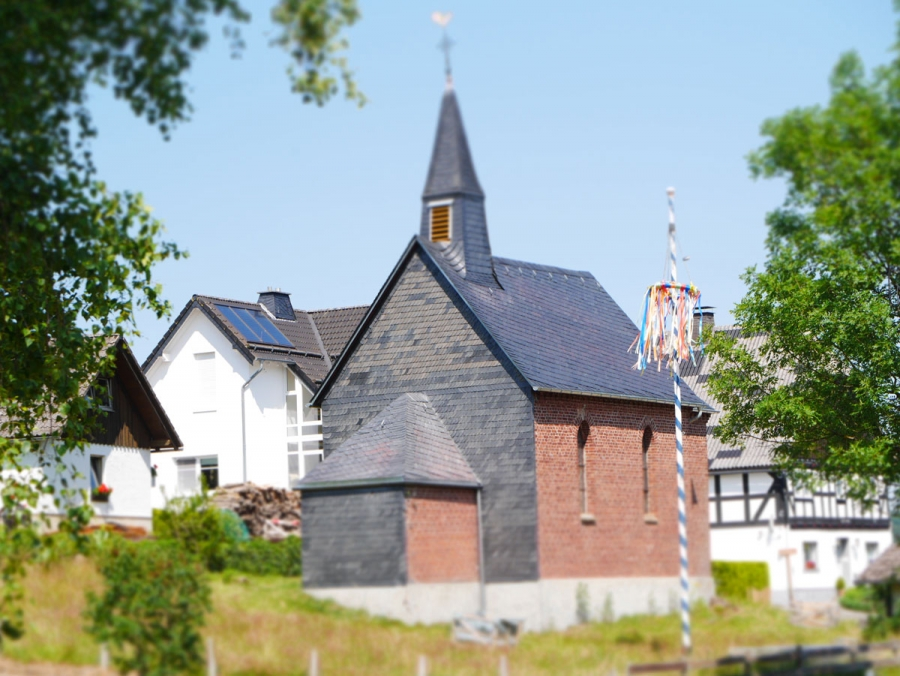 Die Kapelle in Wissinghausen