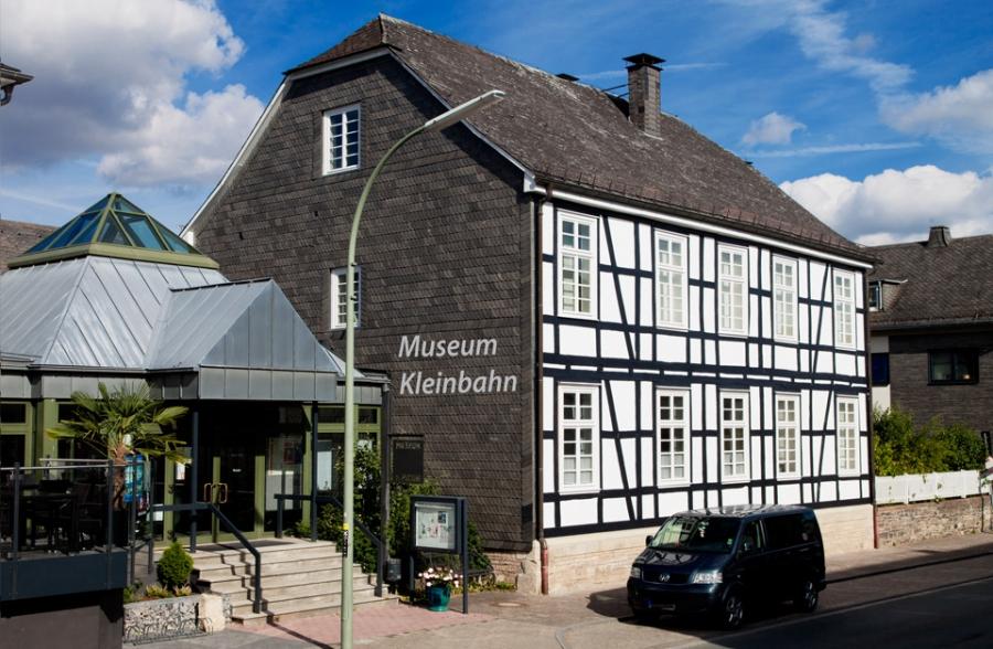 Städtisches Museum - zukünftiges Portal des Parks
